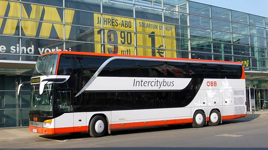 ÖBB IC Bus