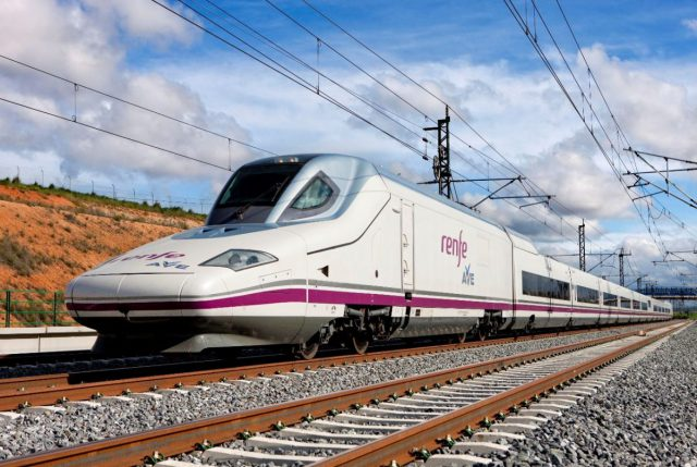 Renfe Ave