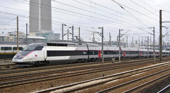 TGV South East