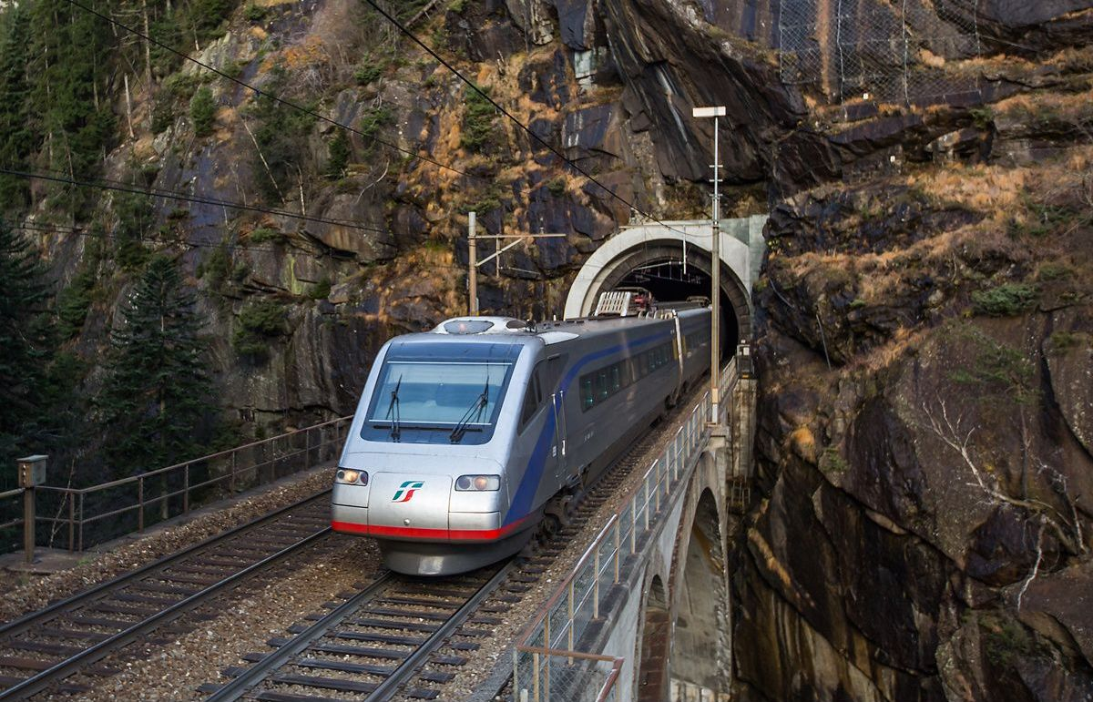 Trenitalia EuroCity