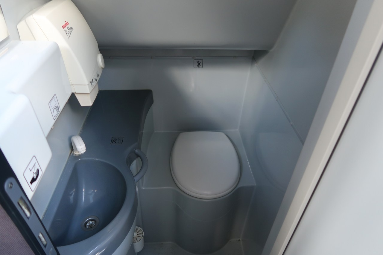 flixbus toilet
