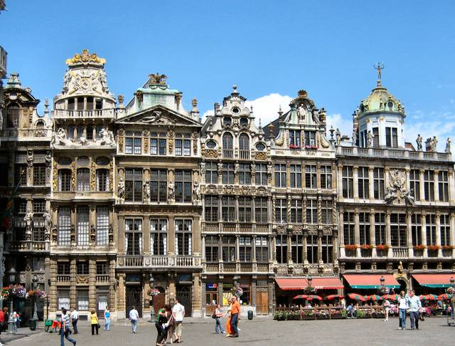 Grand Place-Grote Markt