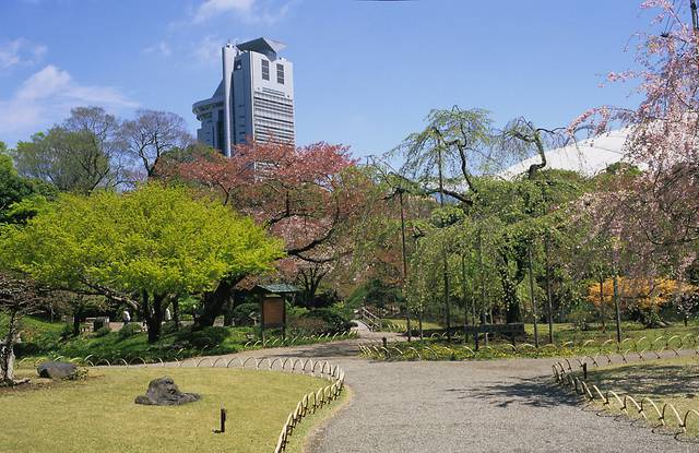 Koishikawa Korakuen Park, Bunkyo