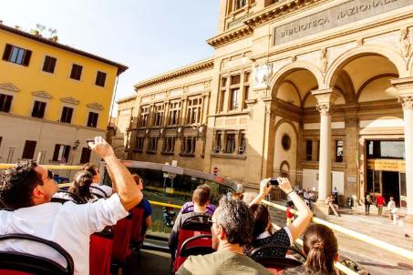 Florence Sightseeing Bus Pass(佛罗伦萨观光巴士通票)