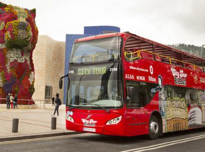 Bilbao City Tour Bus(毕尔巴鄂城市观光车)
