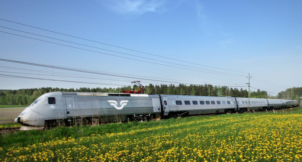Swedish Railway