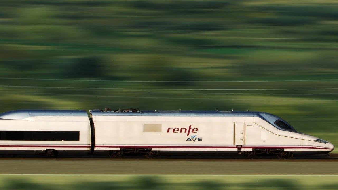 西班牙铁路