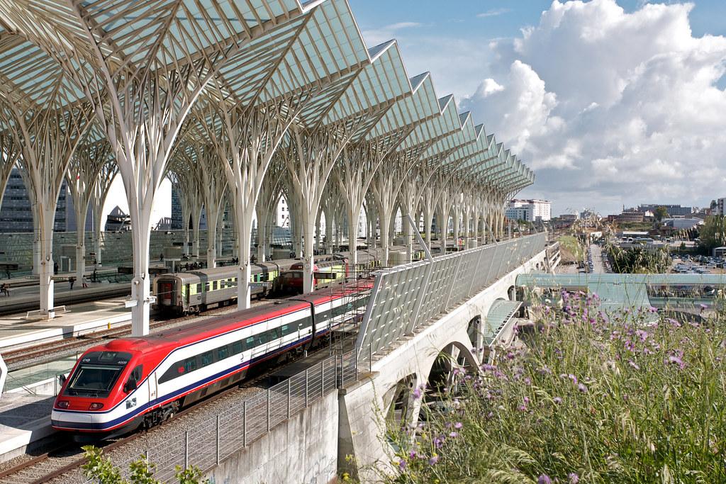 葡萄牙铁路
