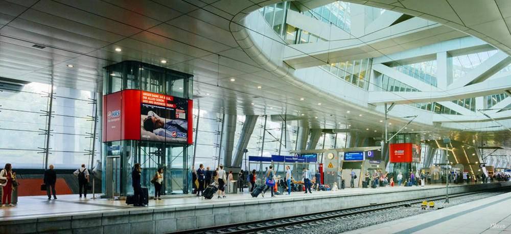 Frankfurt M Flughafen G2rail Wereldwijde Boeking Van Grondtransport